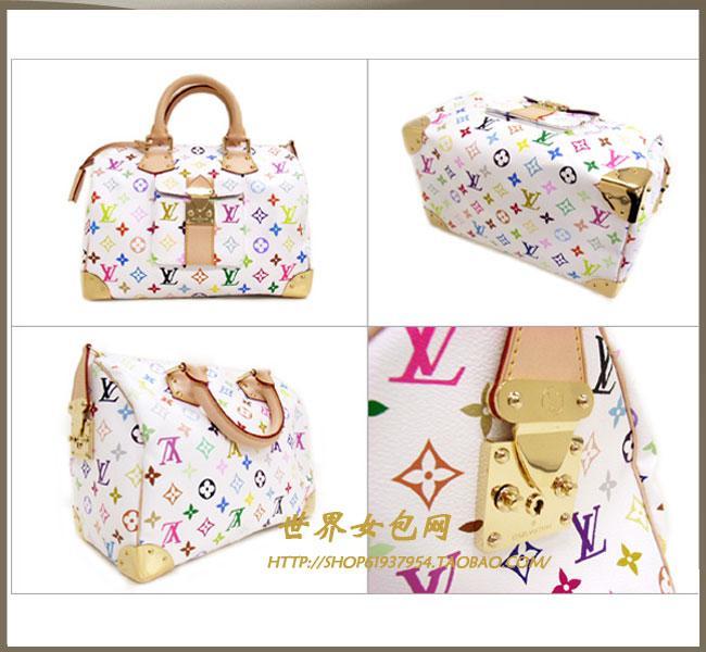??????? Louis Vuitton Speedy Multicolore ????? - 650 x 600  56kb  jpg