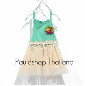 Sale 50% ทั้งร้าน เสื้อผ้าเด็กนำเข้าเกาหลี (( Paulashop Thailand ))