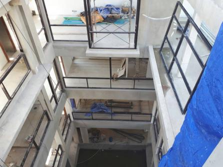 บ้าน 5 ชั้น แบบพิเศษ
