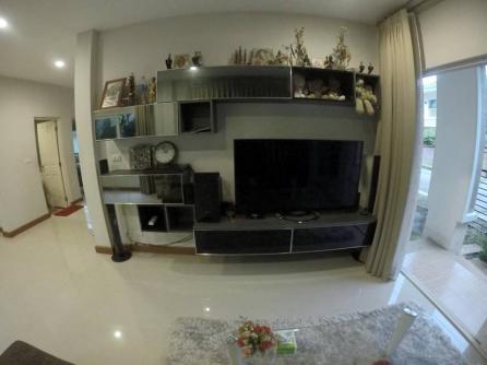 บ้านเดี่ยว หลังมุมด้านใน คาซ่าวิลล์ รามคำแหง-วงแหวน(ซอยมิสทีน) 66.7ตร.วา ถูกมาก ขายขาดทุน ด่วน