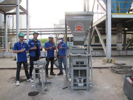 กลุ่มบริษัท ชัยโย ทริปเปิ้ลเอ โรงผลิตไฟฟ้าน้ำพองและโรงผลิตไฟฟ้าขอนแก่น