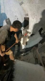 เคลมประกันภัยงานก่อสร้าง : ถังน้ำใต้ดิน ขนาด 80,000 ลิตร แตก