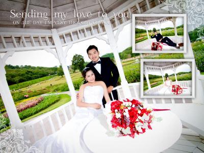 pre wedding สวยเว่อร์ เว่อร์ ให้ไฟล์ภาพทั้งหมด ราคาสบายกระเป๋ากับอุ่นไอรัก เว็ดดิ้ง