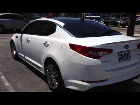 2013 Kia Optima Window Tint Limo Tint All Round Al & Ed's Marina Del Rey Los Angeles ASWF Film