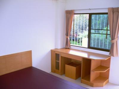 บ้านแสนสบาย (อพาร์ทเม้นท์เปิดใหม่) ย่านลาดพร้าว หรูหราระดับคอนโดสมัยใหม่ (ห้องเล็ก)