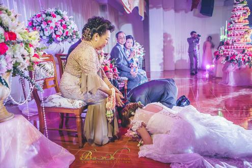 Mou + Tee The Wedding