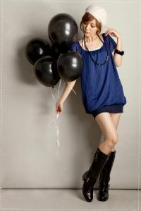 เสื้อผ้าแฟชั่นเกาหลีนำเข้าสวยๆ ราคาเบาๆจร้า http://www.cawaiiz.com