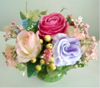 แจกันดอกไม้ขนาดกลาง
