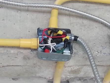 งานไฟฟ้า