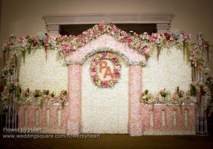 ดอกไม้ Flower Carpet **ร้าน Flower by Heart**