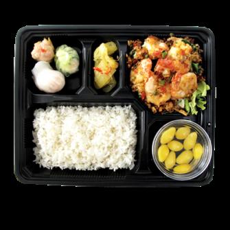 ชุดอาหารกล่อง 2