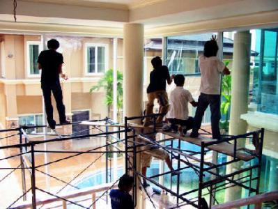 ฟิล์มกรองแสง บ้าน อาคาร สำนักงาน โรงแรม