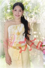 ชุดไทยงานแต่งนนทบุรี