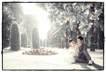 [OCTteam] Pre-Wedding ในสวนสวยๆ