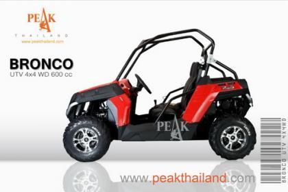 Bronco  600 cc  รถนำเข้า UTV 4x4 wd รุ่น Bronco ขนาด 600 cc ตัวแรงตัวใหม่ล่าสุด