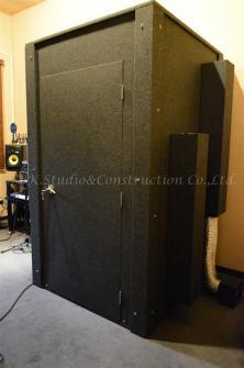 ผลงานตู้ Vox Booth By Pk.Studio