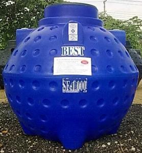 ห้าง หุ้นส่วนจำกัด โพลีเซฟ ซัพพลาย เป็นผู้ผลิตและจำหน่ายผลิตภัณฑ์  ถังเก็บน้ำใต้ดิน สำเร็จรูปทรงทรงบอลลูน UNDERGROUND WATER TANK