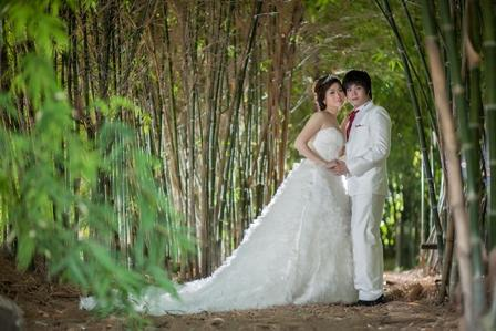 ชุดแต่งงานรังสิต