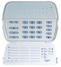Power Series 16-zones LED Keypad PK5508 / Power Series 8-zone LED Keypad PK5516