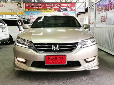 2014 Honda Accord 2.4 (ปี 13-17) EL Sedan ATฟรีดาวน์ ผ่อน 13,xxx รถมือเดียว มีบุ๊คเซอร์วิสและคู่มือครบ สภาพดีมากๆ