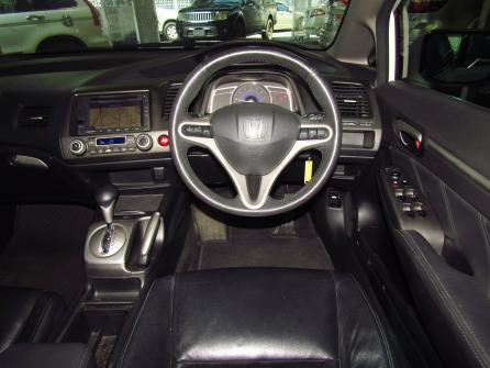 2012 Honda Civic 1.8 FD (ปี 05-12) E Sedan - 2012 AT