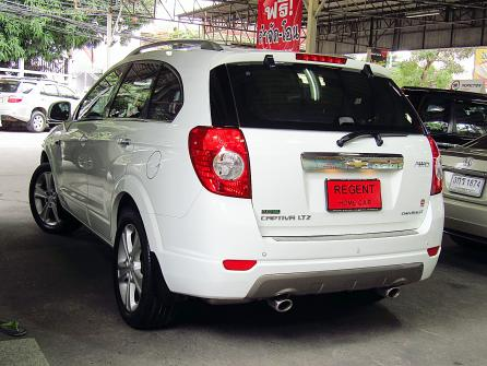 2011 Chevrolet Captiva 2.4 (ปี 11-16) LTZ Wagon AT  ฟรีดาวน์ ผ่อน 9,XXX รถมือเดียว วิ่งน้อย รุ่น Top 4WD สภาพงามมีบุ๊คเซอร์วิส/คู่มือครบ
