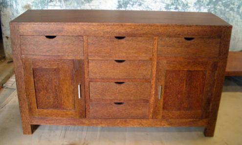 coconut wood furniture