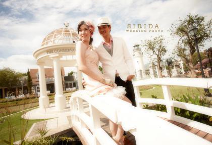บู้บี้มีภาพ pre-wedding ของคู่รักแสนหวาน กับ  location สวยๆ