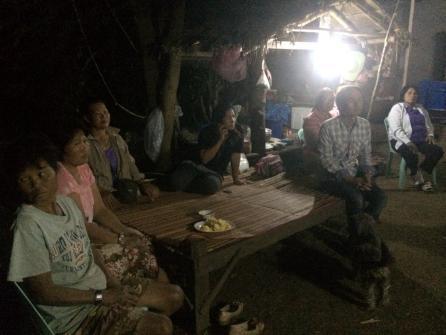 หลินจือสเตมไลฟ์และเศรษฐีนาโน จัดสัมมนาสัญจรสเตมไลฟ์ 6 เดือน 100 หมู่บ้าน (หมู่บ้านที่ 2) ที่บ้านป้าดอกไม้ ยะกะ บ้านทุ่งเจริญ ต.ซับมะกรูด อ.คลองหาด จ. สระแก้ว 1 กพ.58