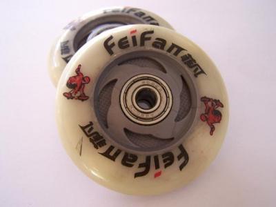 ล้ออะไหล่สเน็คบอร์ด รุ่น FeiFan ไฝ่ฝัน