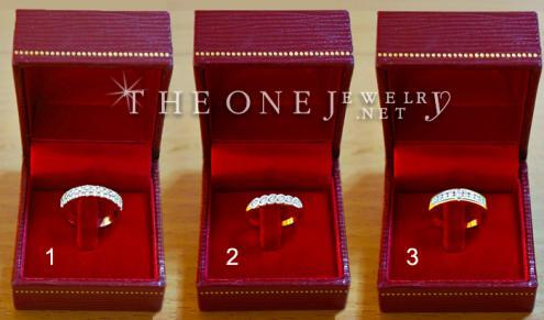 แหวนเพชรแต่งงาน แหวนหมั้น หลายแบบ หลายดีไซน์ให้ท่านเลือกสรร ในราคาโรงงาน