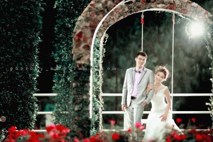 อากาศเย็นๆ แบบนี้ ผมมีภาพ Pre Wedding มาฝากคร๊าบบ