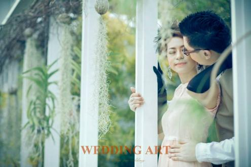 Love in pastel vintage theme | WEDDING ART