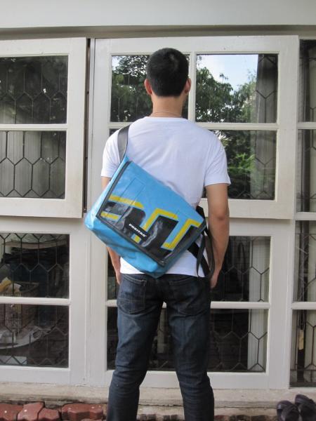 --ขายกระเป๋า FREITAG F14 DEXTER ของใหม่แท้ พร้อมป้าย ซื้อ ...