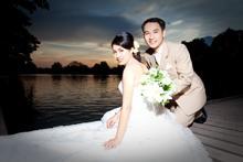 สตูดิโอแต่งงานตลิ่งชัน ปิ่นเกล้า Package 2