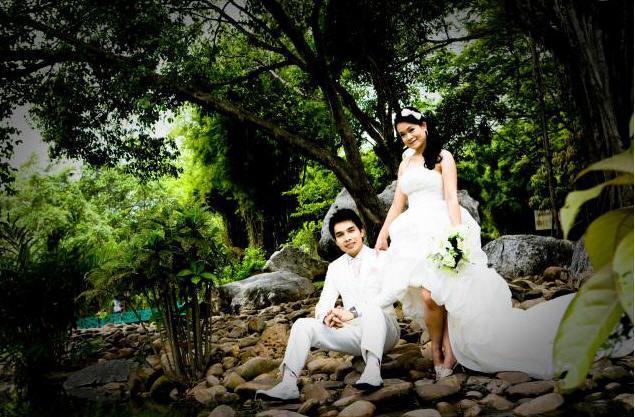 สตูดิโอแต่งงานตลิ่งชัน ปิ่นเกล้า Package 3