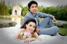 ถ่ายรูปแต่งงานตลิ่งชัน ปิ่นเกล้า  Package 6