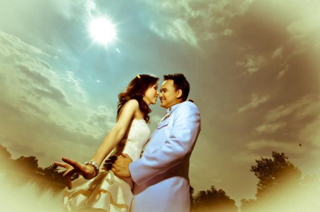 ถ่ายรูปแต่งงานตลิ่งชัน ปิ่นเกล้า  Package 7