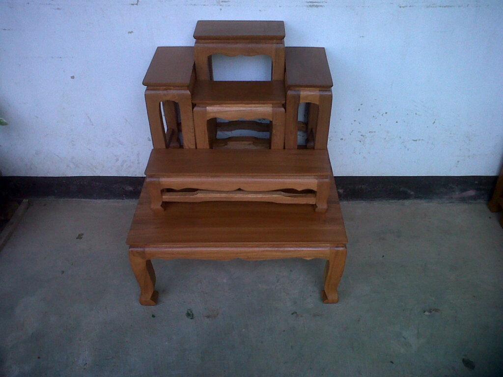 โต๊ะหมู่บูชา 5x5