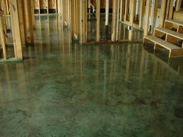 Concrete Staining  ปรับปรุงผิวพื้นเดิม ขัดเงาพื้นคอนกรีต ขัดพื้นหินขัดเก่า แก้ปัญหา พื้นปูน หลุดร่อน ยุ่ย เป็นฝุ่นผง