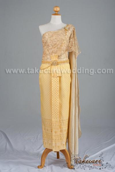 ชุดแต่งงานชุดไทย