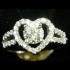 แหวนเพชรรูปหัวใจ
