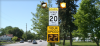 ระบบควบคุมความเร็วยานพาหนะบนถนน