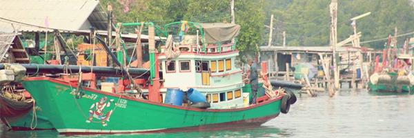 ชมวิถีชีวิตคนทะเล ณ หมู่บ้านชาวประมง