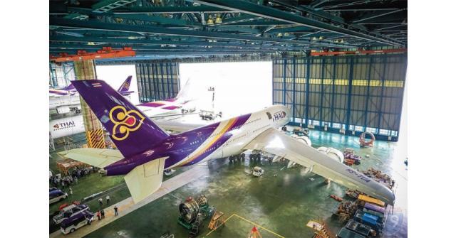 บินไทย-แอร์บัส เร่งอู่ตะเภา ศูนย์ซ่อมบำรุง NO.1 ของโลก