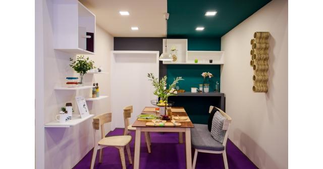 ไอเดียการออกแบบพื้นที่ภายในบ้านด้วยเดียล้ำๆ