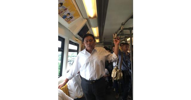"""ชาวปากน้ำเฮ! นั่งฟรีรถไฟฟ้าบีทีเอส""""แบริ่ง-สมุทรปราการ""""ถึง16เม.ย.ปีหน้า""""อัศวิน""""ลั่นเก็บค่าตั๋วทั้งโครงข่ายไม่เกิน65บาท"""