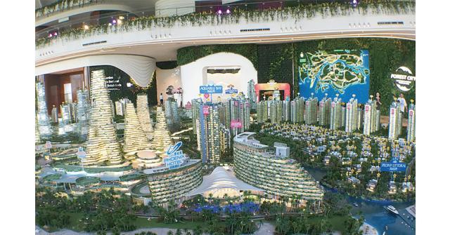 อภิโปรเจ็กต์ Forest City มหากาพย์อสังหาฯทุนจีน 3.5 ล้านล้าน