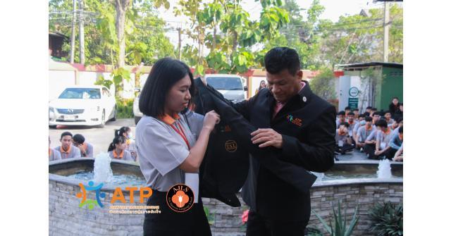 พิธีรับเสื้อสามารถ 05-03-2019