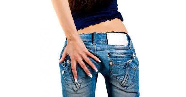 ใส่กางเกงยีนส์ผู้หญิง อย่างไรให้สวย